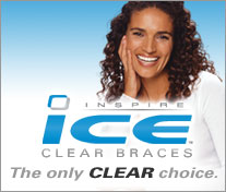 Ice clear braces - the only CLEAR choice