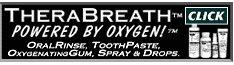 TheraBreath is a top-rated brand for helping bad breath problems.